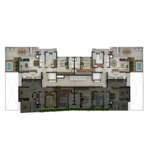 Apartamento Los Angeles